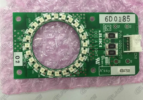 FX-3 OCC Light Card